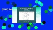 [P.D.F] Antibodies: Volume 1 [E.P.U.B]