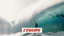 Le teaser de Shaka, le docu du snowboardeur Mathieu Crepel en quête de Jaws - Adrénaline - Surf