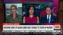 Shocking video of saudis using body double to cover-up murder. #News #Saudi #DonaldTrump #CNN @clarissaward @karoun