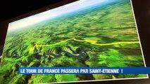 A la Une : c'est officiel ! Le Tour de France 2019 passera bien par Saint-Etienne les 13 et 14 juillet. Le tracé de la course à été dévoilé ce jeudi à Paris.