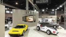 "Maserati auf der ""Auto e Moto d'Epoca"" in Padua"