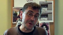 Juan Carlos Monedero en Twitter