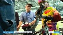 Robert Marchand : à 106 ans, il remonte à vélo