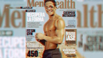 Men's Health noviembre 2018 con Gotzon Mantuliz