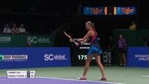 Masters - Mladenovic et Babos en demi-finale