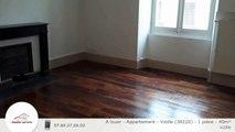 A louer - Appartement - Vizille (38220) - 1 pièce - 40m²
