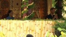 Prinz Harry und Meghan zu Besuch in Tonga