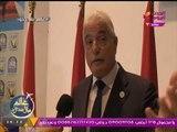 """شاهد تعليق محافظ جنوب سيناء على مؤتمر """"سيناء عاصمة السياحة الدينية"""""""