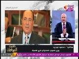 حصريا  وزير الموارد المائية والري الأسبق: قولا واحد... سد النهضة يؤثر على حصة مصر من مياه النيل
