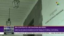 Perú: las ganancias siguen concentradas en las grandes empresas