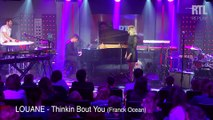 Louane - Thinkin Bout You (Live) Le Grand Studio RTL