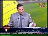 """عبد الناصر زيدان لعضو عمومية حدائق الأهرام: """"انت معاك اختصاصات وزير"""""""