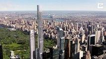 Projet d'un gratte ciel d'appartements de 472m de haut à New York !