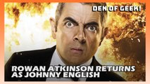 Johnny English Strikes Again - Rowan Atkinson Interview