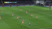 Nimes 0 - 1 St Etienne 26/10/2018 Cabella R. (Debuchy M.), St Etienne Super Amazing Goal  01' HD Full Screen  FRANCE: Ligue 1 - Round 11 .