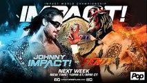Johnny Impact (c) vs. Fenix Impact World Title Match Impact Wrestling