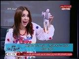 """إعلامية مصرية تحرق دمية """"معتز مطر"""" عالهواء وتسخر منه: """"يا معتز يا ابن حلمبوحة"""""""