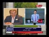 الناقد الرياضي عصام شلتوت يوجه رسالة نارية لمرتضى منصور:لست صاحب رسالة انت تدير نادي
