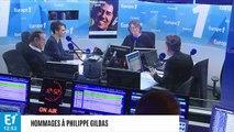 """Philippe Gildas """"était le meilleur patron que j'ai vu"""", assure Philippe Vandel"""