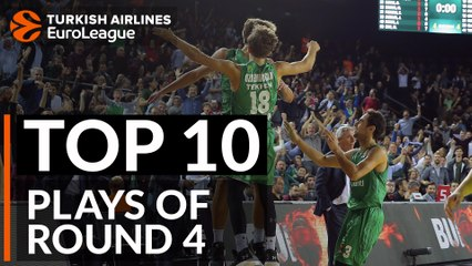 Regular Season, Round 4: Top 10 plays