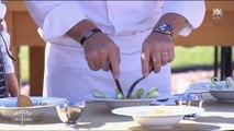 """Trahie par son palais, une candidate loupe son plat dans """"Objectif Top Chef"""" - Regardez"""