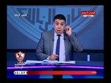 أحمد الشريف يوجه رسائل نارية لإعلامي رياضي �
