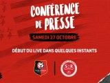 2018 Ligue 1 J11 RENNES REIMS, l'avant match, le 28/10/2018