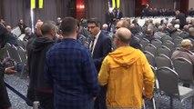 Fenerbahçe Kulübü Yüksek Divan Kurulu toplantısı başladı - Vefa Küçük - İSTANBUL