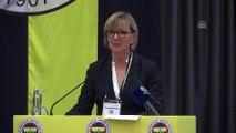 Fenerbahçe Kulübü Yüksek Divan Kurulu toplantısı başladı - Sevil Zeynep Becan (1) - İSTANBUL
