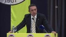 """Ali Koç: """"Fenerbahçe ile Var Olanlar ile Fenerbahçe İçin Var Olanlar Arasında Ciddi Bir Rekabet Var"""""""