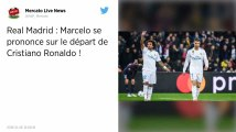 Real Madrid : Marcelo surpris par le départ de Cristiano Ronaldo
