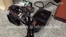 Coolest Bitcoin Mining Miner - Liquid Cooled Experiment