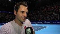 ATP - Bâle 2018 - La 70e victoire de Roger Federer aux Swiss Indoors avant sa finale contre Marius Copil
