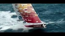 Les bateaux volants sur la Route du Rhum - Destination Guadeloupe