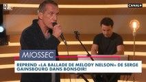 La Ballade de Melody Nelson par Miossec - Bonsoir! du 27/10 - CANAL+