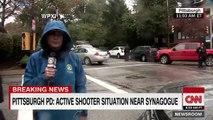 EN DIRECT - USA - Fusillade dans une synagogue à Pittsburgh - Plusieurs morts - Donald Trump veut renforcer les lois qui autorisent la peine de mort dans ce type de situation