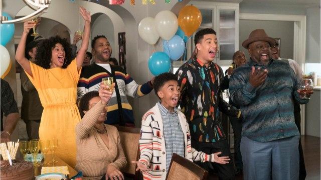 Black-ish Cast Channels Black Panther for Halloween Episode