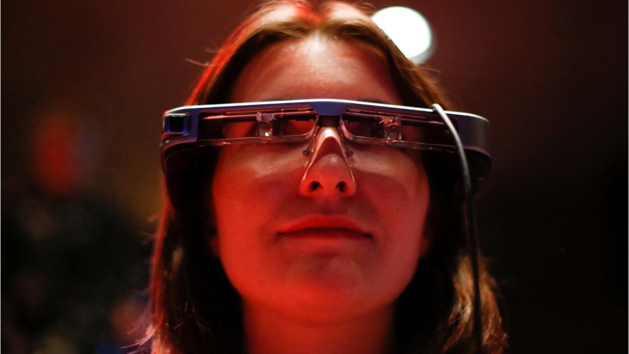 Amazon-Backed Startup Selling Customized Smartglasses