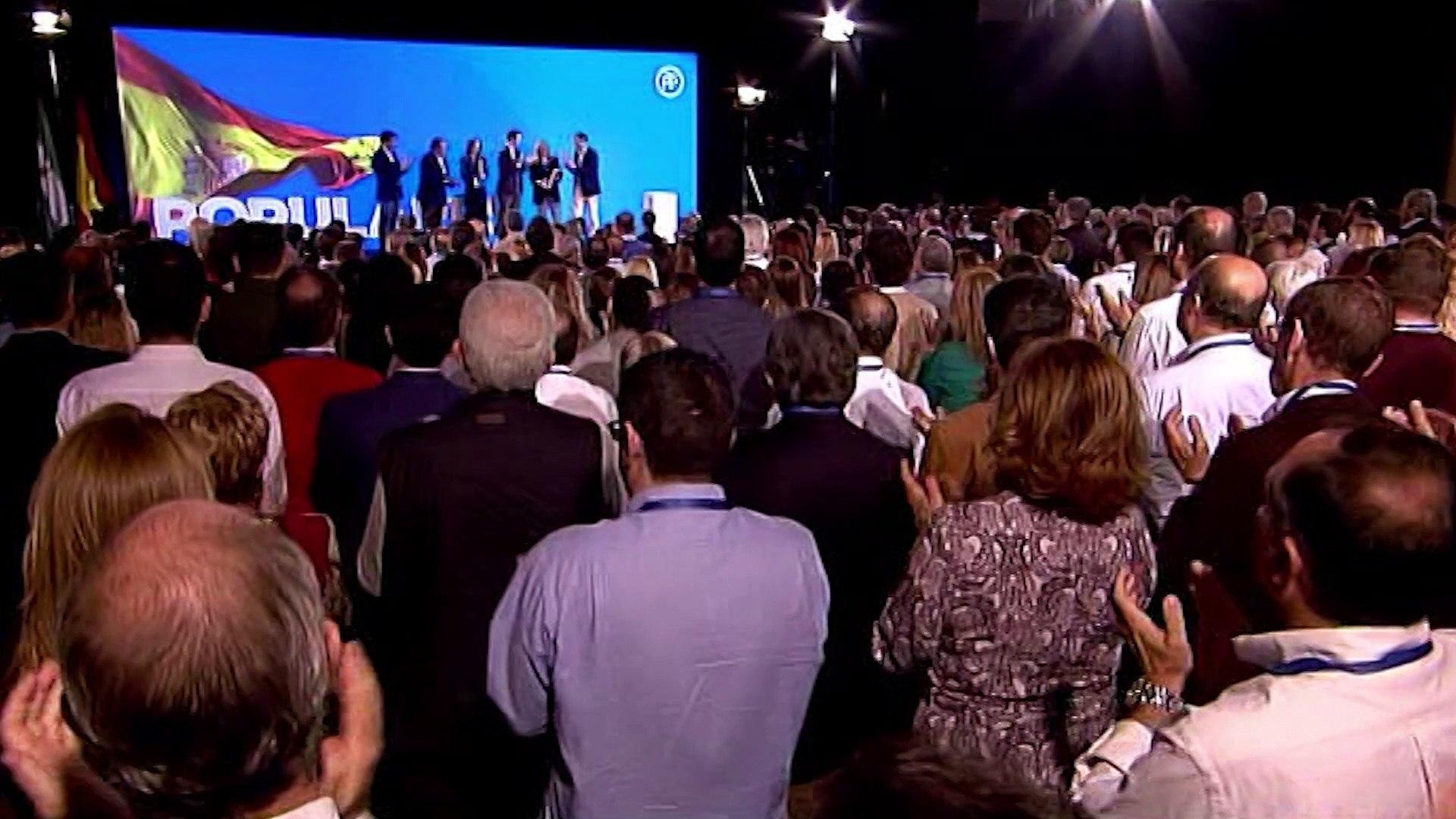 Se cumple el primer aniversario de la declaración de independencia catalana