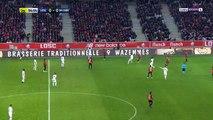 Lille (LOSC) 1-0 Caen résumé et buts