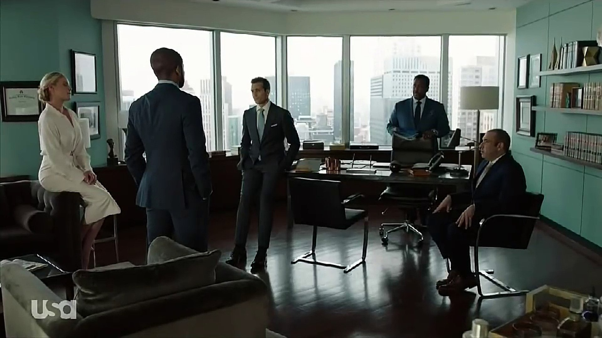 Suits Season 8 Episode 10 Promo Managing Partner (2018)