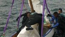 Developper la voile en Guadeloupe, c'est le projet de Carl Chipotel