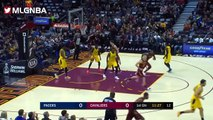 Cleveland Cavaliers vs Indiana Pacers Full Game Highlights  10272018, NBA Season