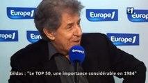 ARCHIVES EUROPE 1 - Quand Philippe Gildas racontait sur Europe 1 l'histoire derrière la création du TOP 50