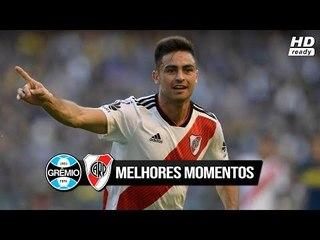 Grêmio 1 x 2 River Plate - Melhores Momentos e Gols (HD 60fps) Libertadores 30/10/2018