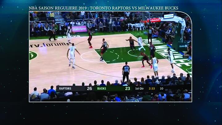 Basketball NBA saison régulière