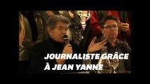 Philippe Gildas est devenu journaliste grâce à Jean Yanne alors qu'il était veilleur de nuit