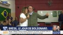 Élection présidentielle au Brésil: Jair Bolsonaro est le toujours le favori des sondages