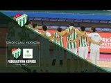 Basketbol Federasyon Kupası Finali: Bursaspor - Mamak Bld. Yeni Mamakspor 2. Yarı