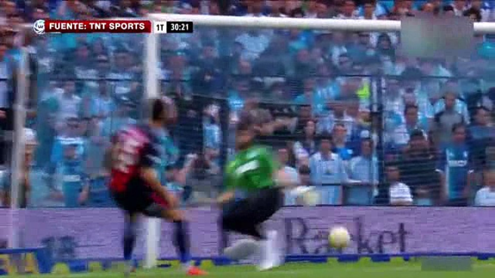 Racing 2-1 San Lorenzo - Superliga - Fecha 10